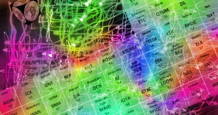 druhy, kryptoměny, hodl, periodická tabulka