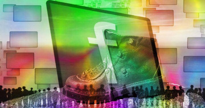 bota, facebook, uživatelé, hesla, údaje