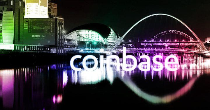 coinbase, pro, earn, jak, koupit Bitcoin, kde, vstup, brána, most, kryptoměny, město, voda, krypto