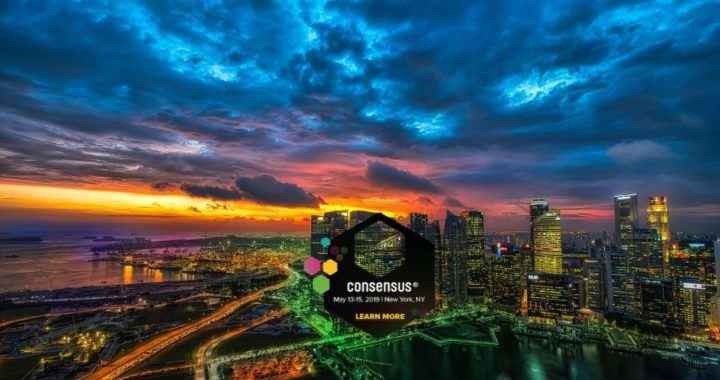 HODL, týdeník, Consensus, Consensus 2019,