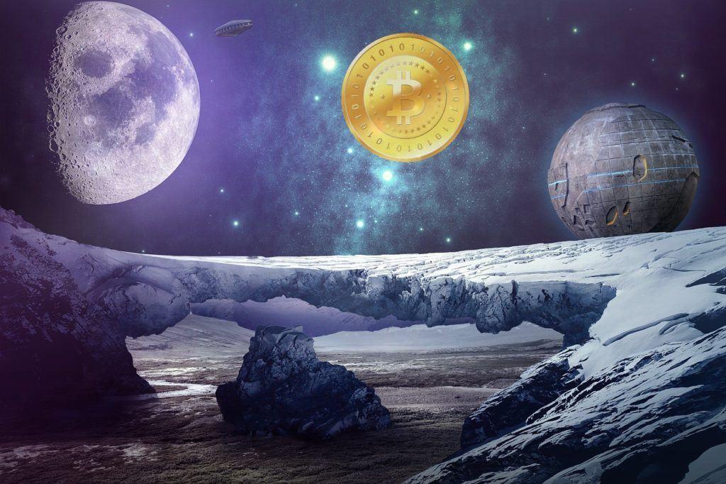 bitcoinovej kanál, budoucnost, vesmír, vyhraje, hodler, vyhraje hodler, bitcoin, kryptoměny, hodleři, moon, měsíc, to the moon, budoucnosti, planeta