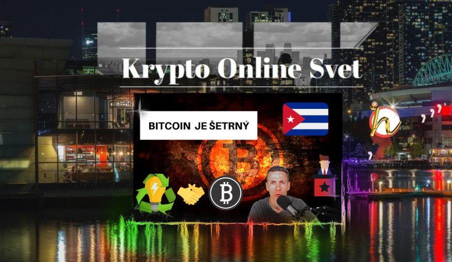 Bitcoin, těžba, spotřeba, energie, aktuality, online, svět