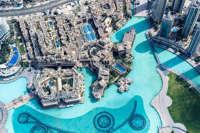 Dubai turistický ráj