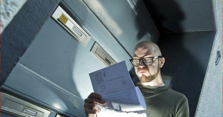 news, dopis, IRS, daň, bad news, špatné zprávy, zásilka, psaní číst, schránka, dopisy, novinky, zprávy, aktuality