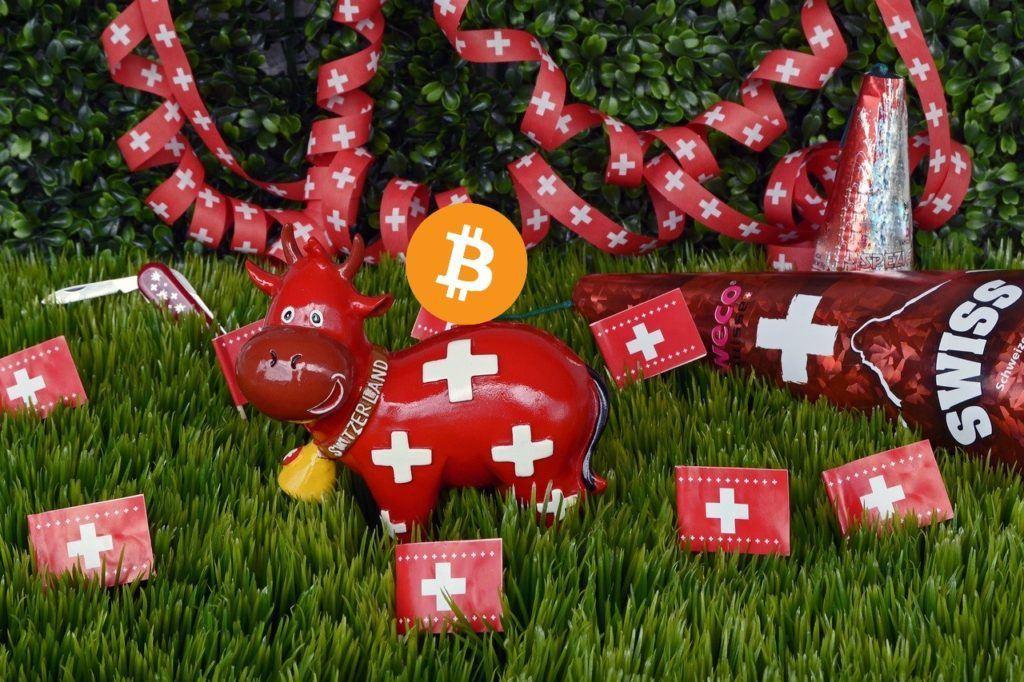 Švýcarsko, bitcoin, kryptobanky
