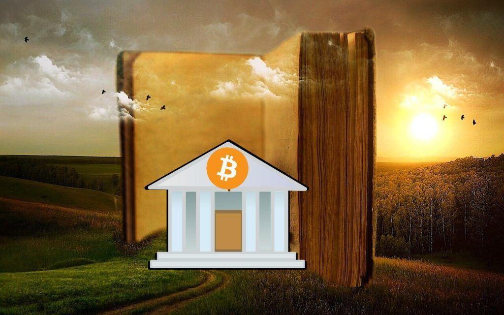 Bitcoin, banka, kryptobanka, bitcoinbanking, Bitwala, kniha, historie, milník, news