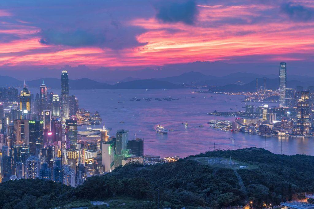 Hongkong, news, protestuje, Čína