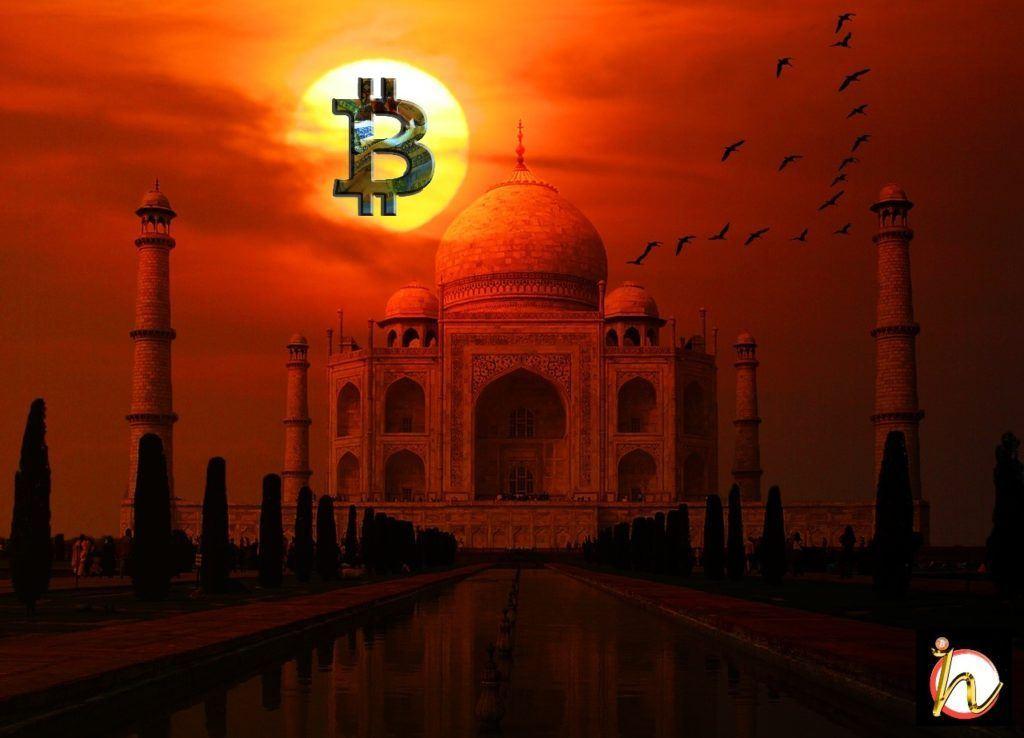 Indie, India, ban, zákaz, kryptoměny, bitcoin, zákon, palác, btc, slunce, news