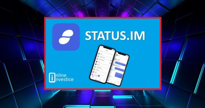 Status, snt, rozbor, návod, recenze, token, online, kryptoměny, token