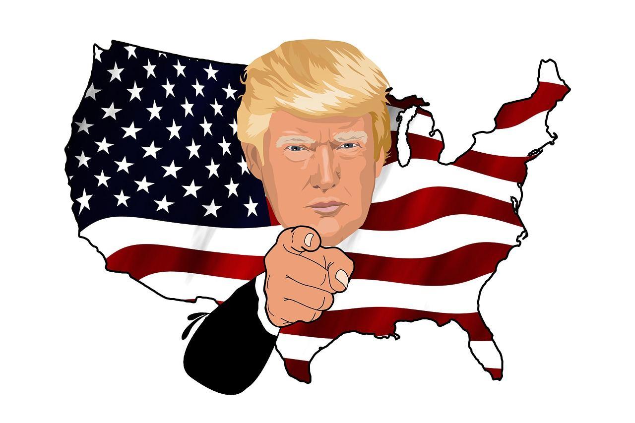 Trump, dolar usa, ty, jak, proč, hodl, bitcoin, fiat