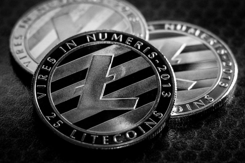 litecoin, hash rate, těžba, mince, news, kryptoměny, altcoiny