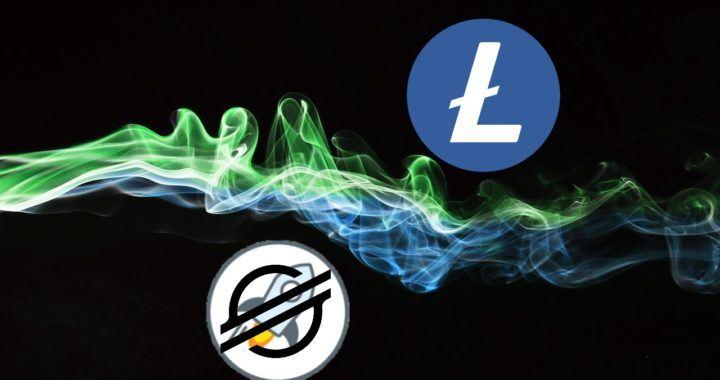 Altcoin, Litecoin, Stellar, LTC, XLM, kryptoměny, crypto, unbanked, altcoiny, co to je