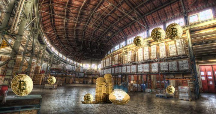 Skladiště, bitcoiny, bakkt, warehouse, custody, futures, btc