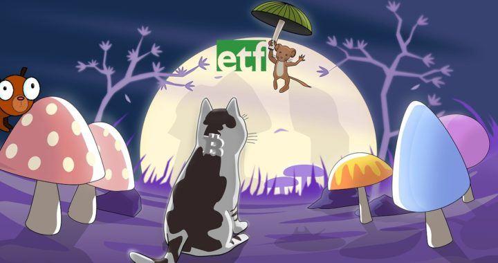 etf, sec, kočka, pes, komise, regulace, bitcoin, žádost, fond, ETF, Crypto Innovators ETF