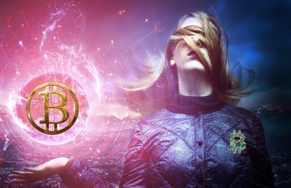 kolik, bitcoin, věštkyně, kolik stojí, bude