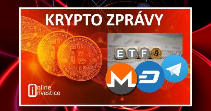 kryptozprávy, anonymní, kryptoměny