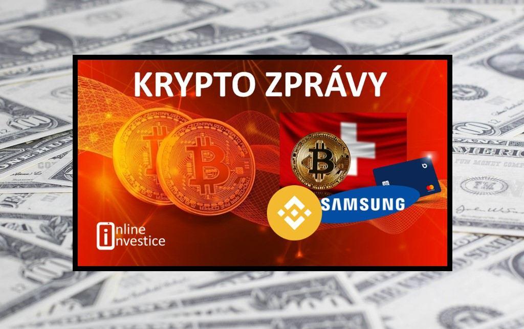 kryptozprávy, bitcoin, bankovní účet, banka, dolar, btc, lending