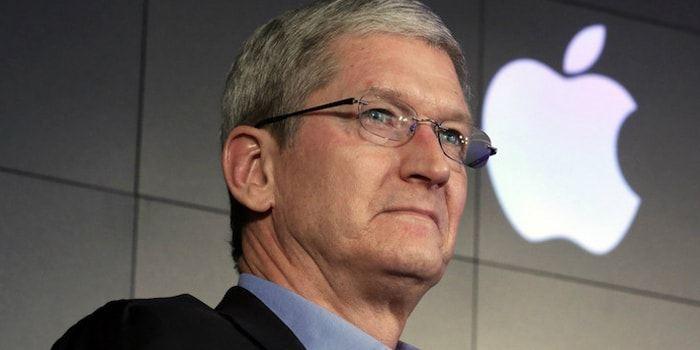 Apple, ceo, Tim Cook, kryptoměna, peníze