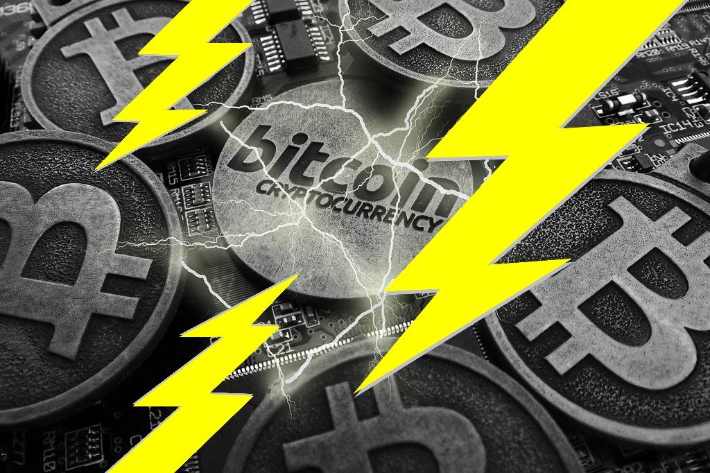 Lightning network, bitcoin