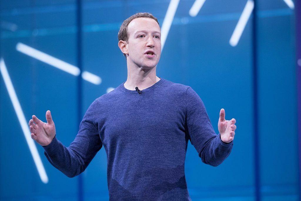 Mark Zuckerberg, Libra, Facebook, stablecoin