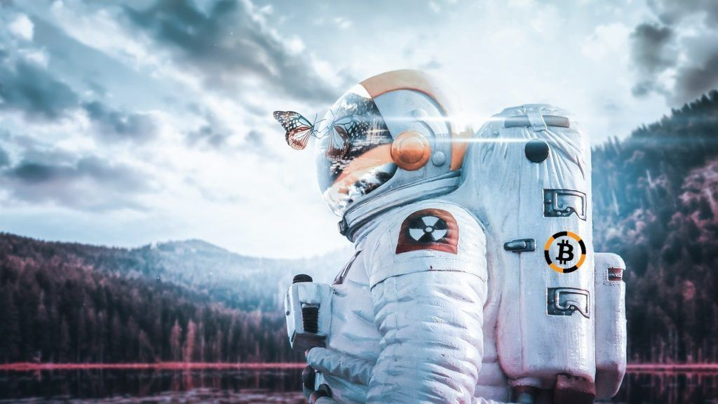 btc, bitcoin, peníze, astronaut, Anthony Pompliano, lidé, cenzura