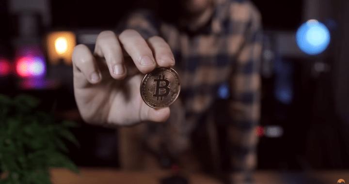 donate, bitcoinový, 200 tisíc, youtube