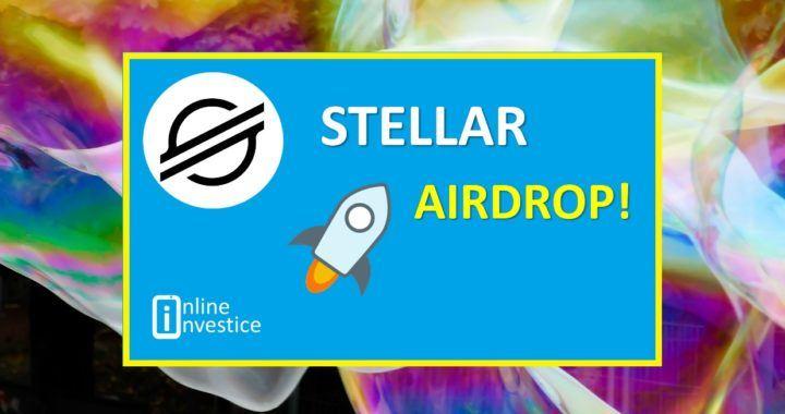 stellar, xlm, zdarma, airdrop, videonávod, návod, free