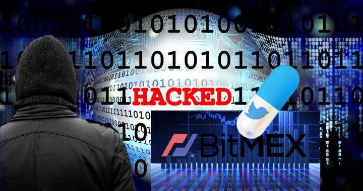BitMEX, TWITTER, HACK, HACKER, E-MAIL