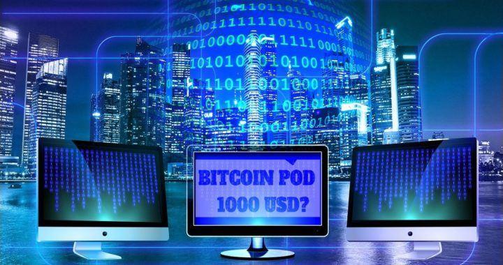 Bitcoin, cena