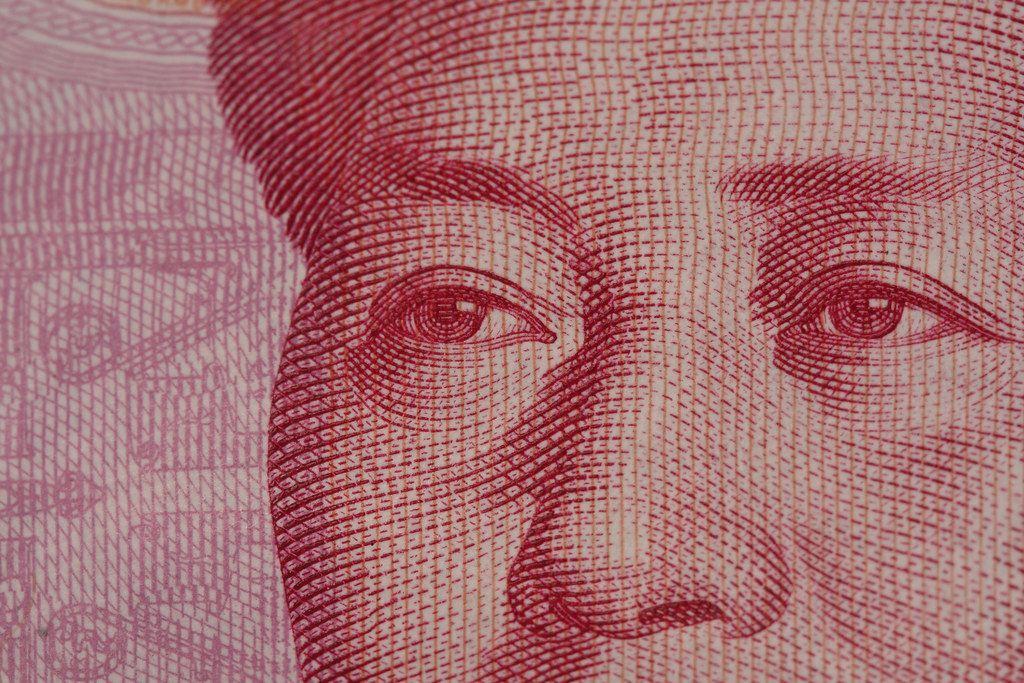 juan, digitální, Čína, měna, stablecoin