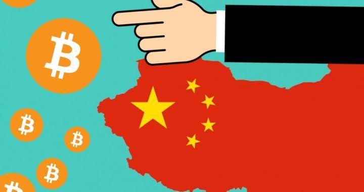 Čína, Bitcoin, fundament, těžba, krypto, 66 %