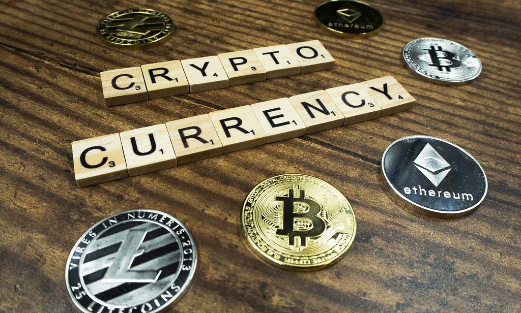 kryptoměna, kryptoměny Bitcoin, Litecoin, Ethereum