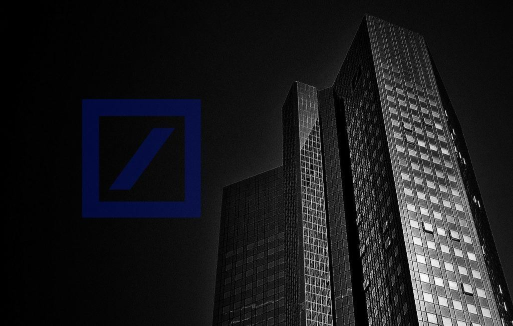 Deutsche Bank, Deutsche, banka, hotovost, cb
