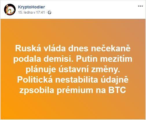 Rusko, vláda, demise, Putin, změny, ústava