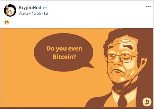Satoshi, Bitcoin, meme, vtípky, krypto