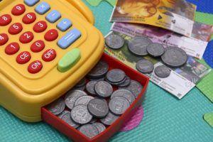 hotovost, hotovosti, boj, pokladna, peníze