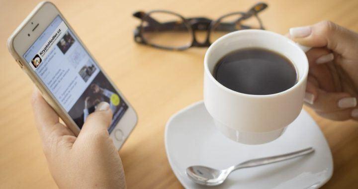 káva, espreso, kryptoměny, kryptozprávy, novinky z kryptosvěta