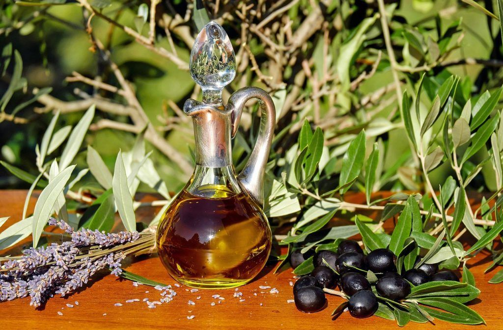 olivový, olej, blockchain, ibm