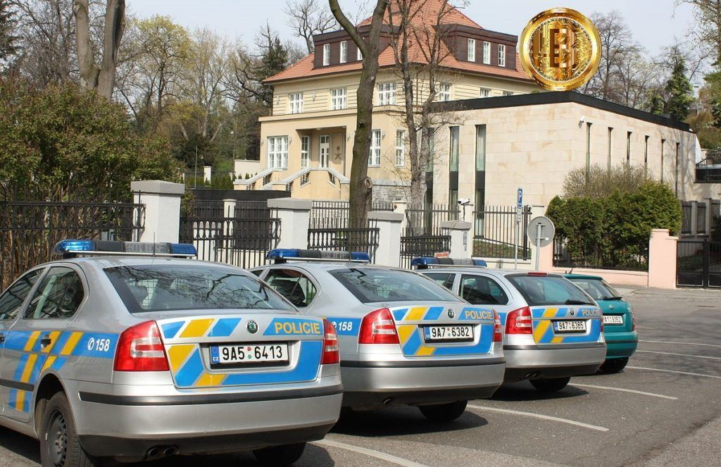 policie, ČR, podvod, btc, bitcoin, koruna