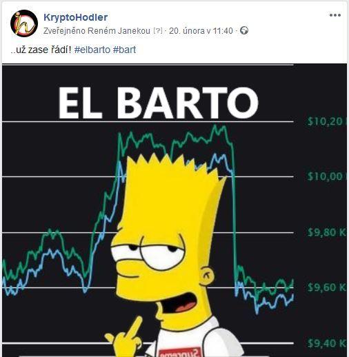 Bárt, EL BARTO