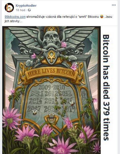 btc, nekrolog, zemřel