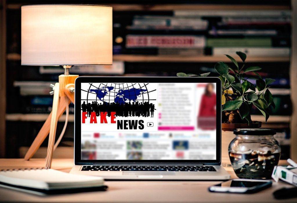 Reuters, fake news, falešné, dezinformace