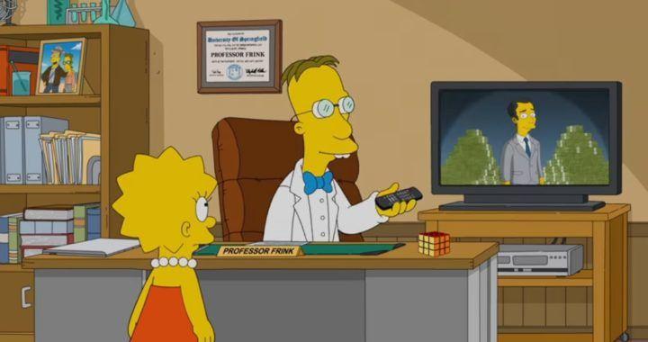 Simpsonovi, kryptoměna, kryptoměny, Simpsons, Lisa, Homer, Bart, Bitcoin, krypto