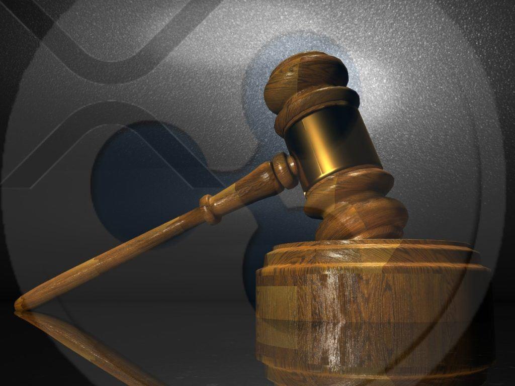 Soud, Ripple, XRP, žaloba, cenný papír, token, obvinění