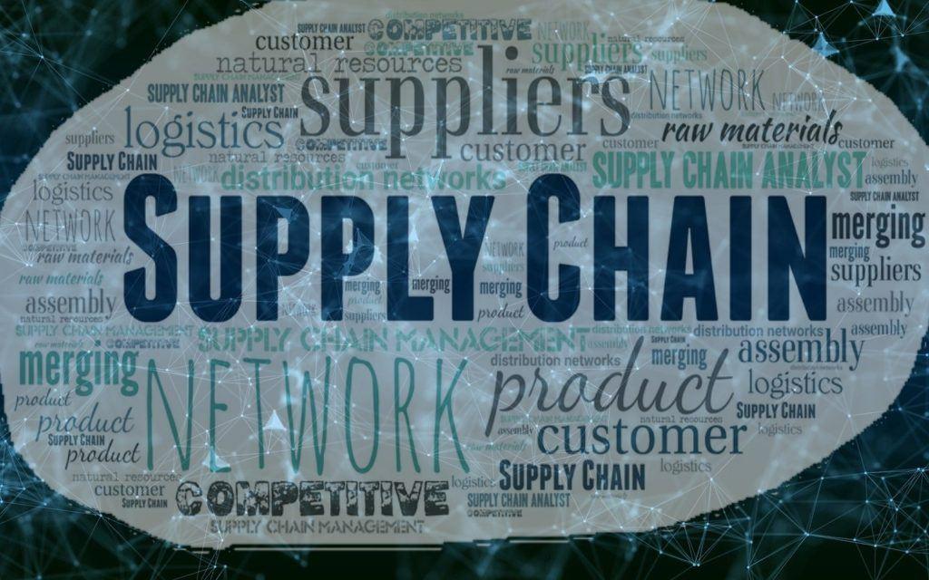 Supply chain, dodavatelský řetězec