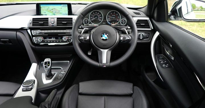 BMW, blockchain, platforma, volant, výrobce, auto, interiér, platformy, blockchainy, MOBI, výrobce