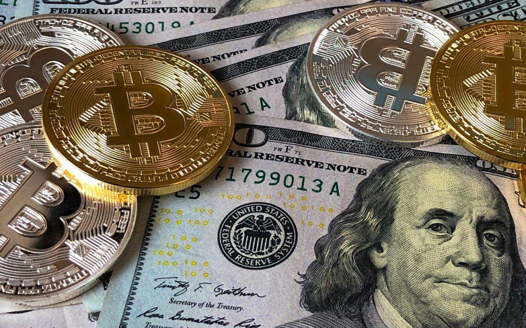 Bitcoin, BTC, USD, dolar, kurz, kryptomarket