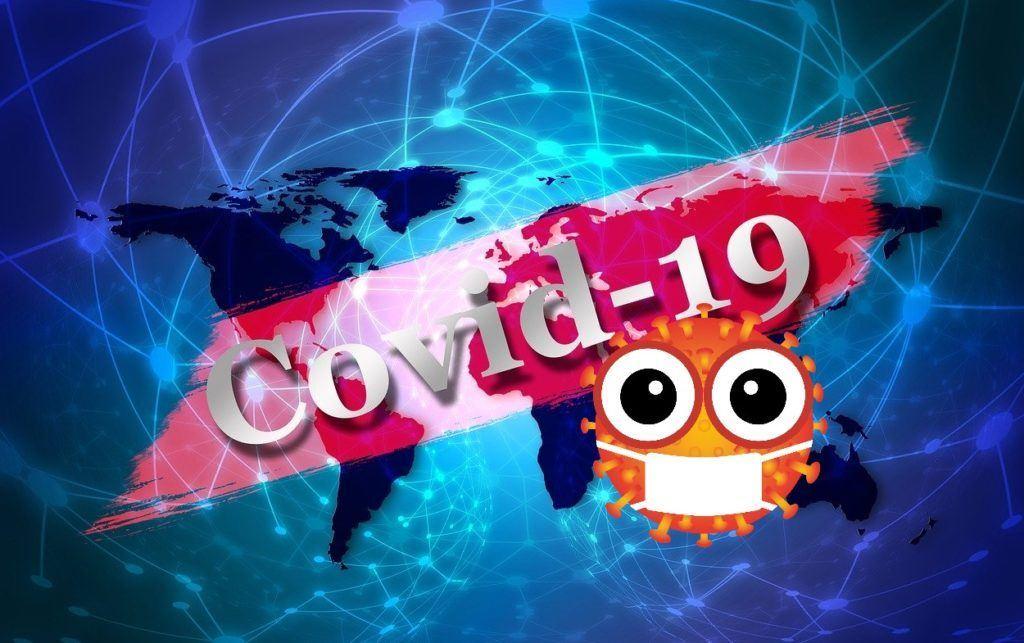 COVID'19, koronavirus, nákaza, vir, ekonomika, kryptomarket, btc, akcie, trhy, nemoc, krize
