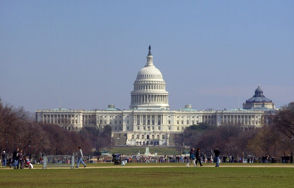 kongres, USA, zákon, politika, regulace, krypto, Amerika