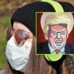 Donald Trump: Rouška není pro mě, nosit ji nebudu